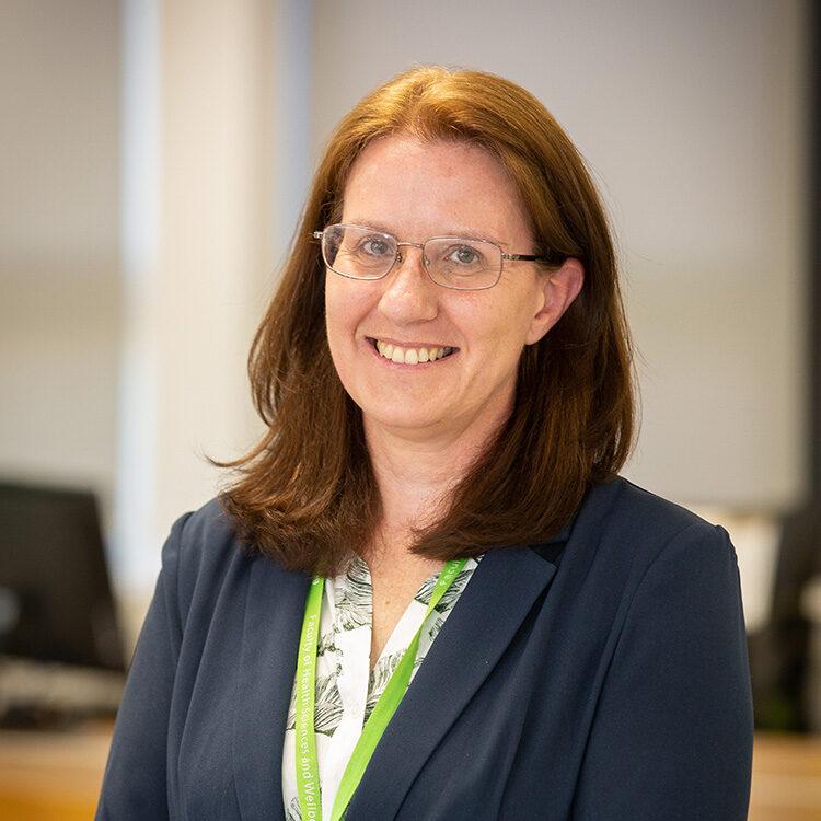 portrait image of Dr Lisa Board